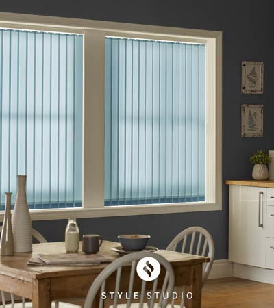 5 vertical blinds offer