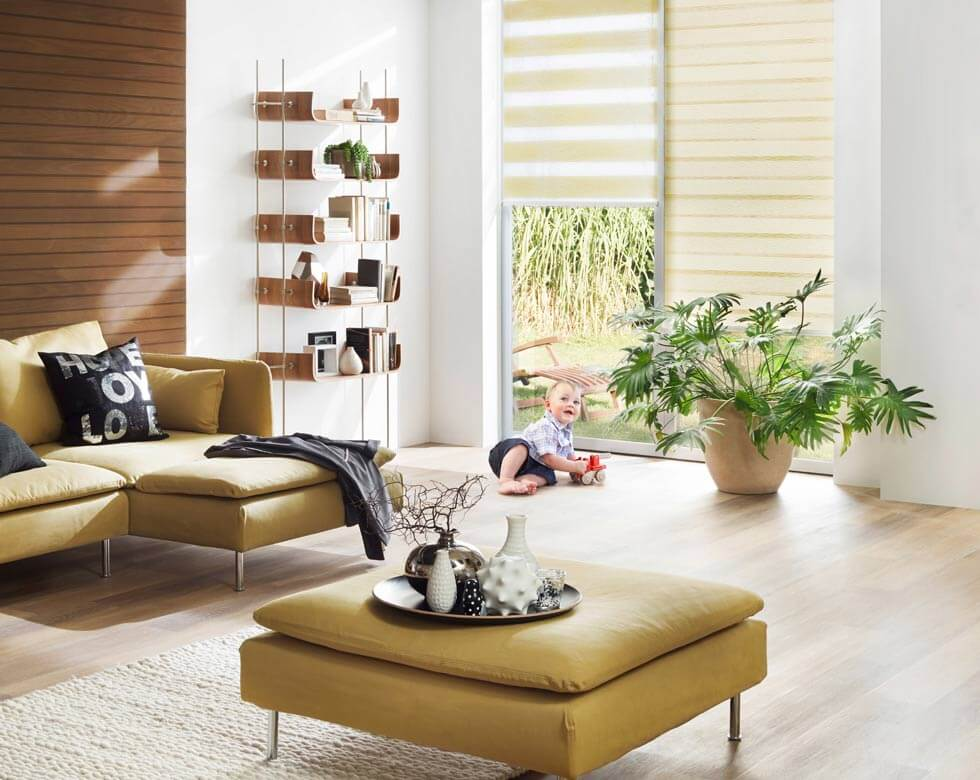 Child Safety blinds in uk image