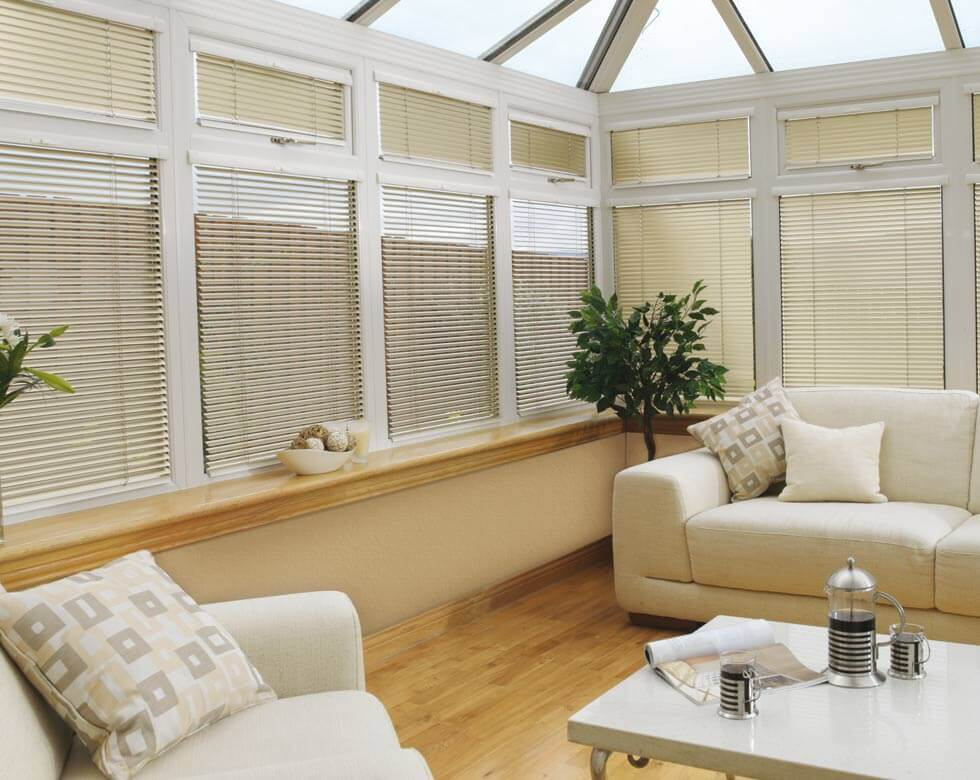 Conservatory window Blinds in uk large image