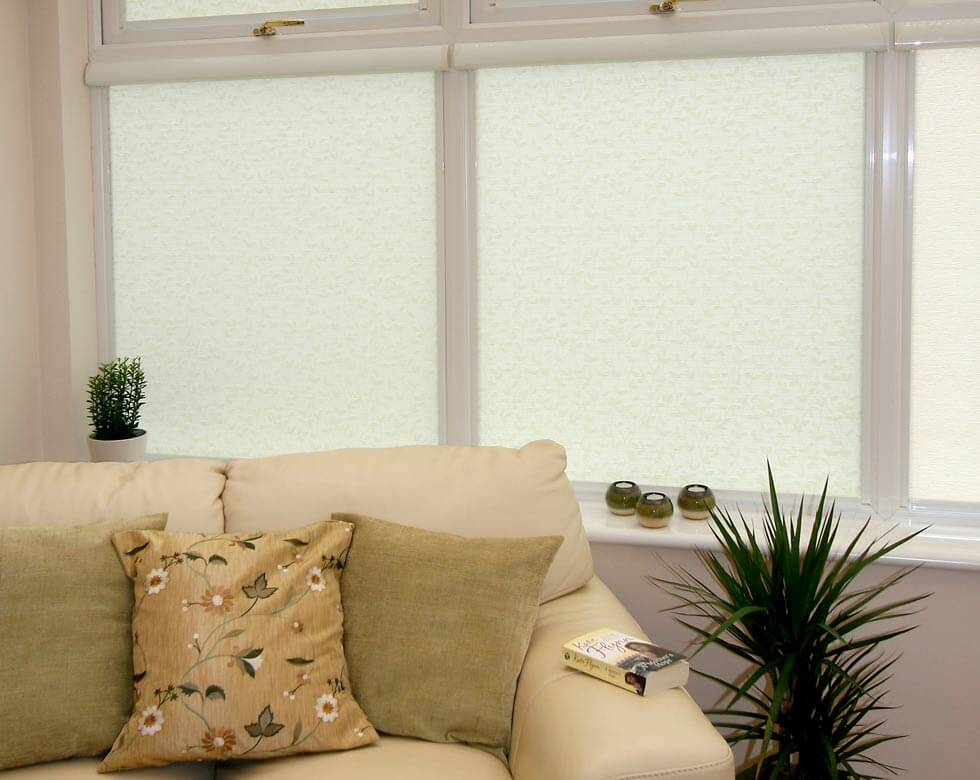 Wooden Conservatory Blinds in uk large image
