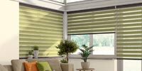 Pleated Conservatory Blinds in uk small image