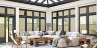 Roller Conservatory Blinds in uk small image