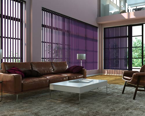 comfort blinds uk vertical blinds image