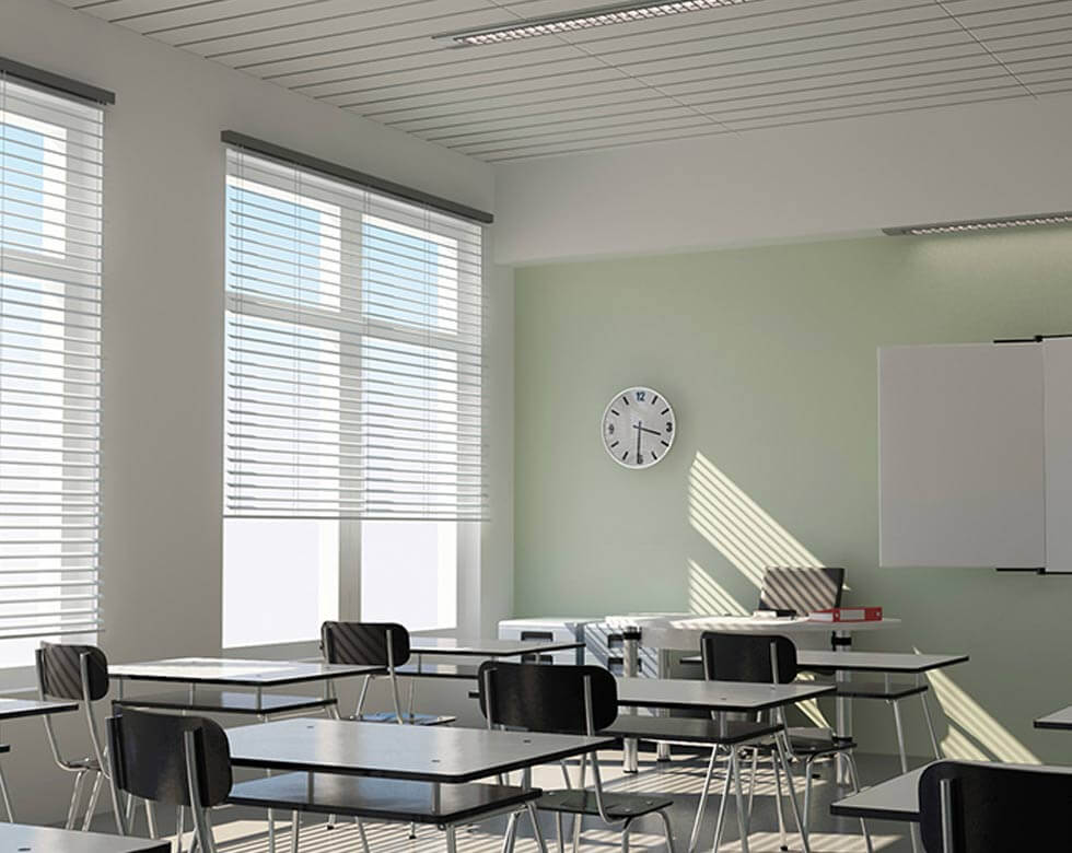 school venetian blinds in uk large image