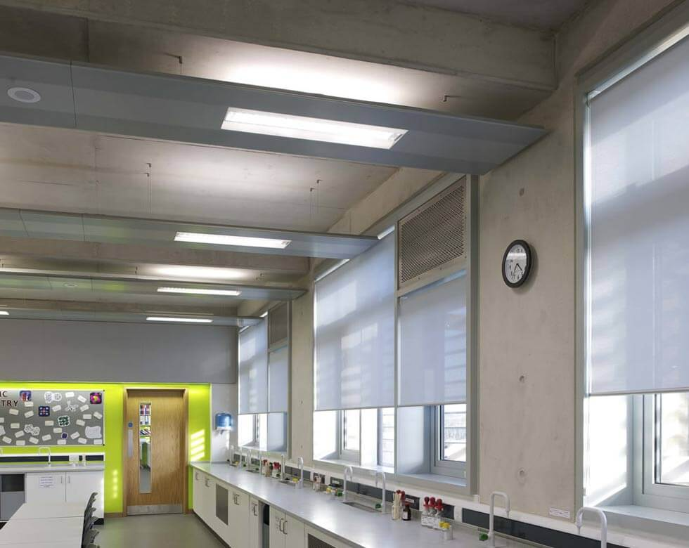 school electric blinds in uk large image