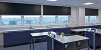 school roman blinds in uk small image