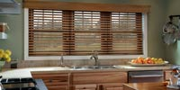 bathroom wooden blinds in uk small image
