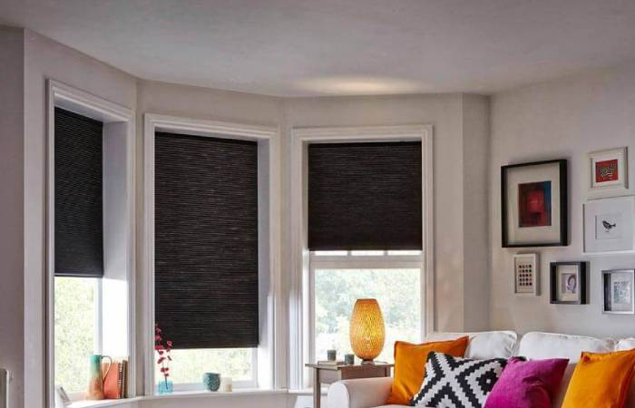 beautiful window blinds bedroom setup from comfort blinds blackout blinds collection