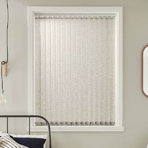 Thermal Vertical Blinds in uk image