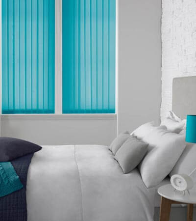 3 verticals blinds offer