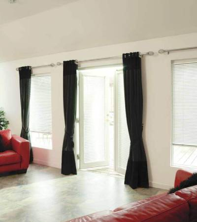 Venetian blinds offer