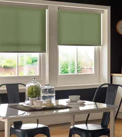 Roller blinds offer